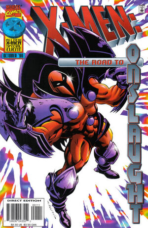 X-Men The Road to Onslaught Vol 1 1