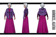 Agatha Harkness (Earth-616) from Official Handbook of the Marvel Universe Master Edition Vol 1 1 0002
