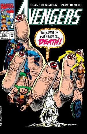 Avengers Vol 1 354