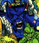 Beast (Doppelganger) (Earth-616) from Infinity War Vol 1 1 001
