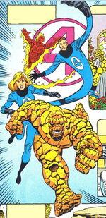 Fantastic Four (Earth-982) Fantastic Five Vol 1 1