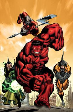 Hulk Vol 2 11 Offenders Variant Textless