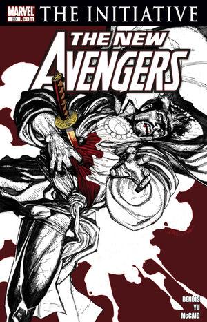 New Avengers Vol 1 30