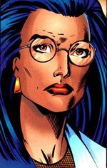 Ashley Kafka (Earth-7642) from Spider-Man and Batman Vol 1 1 0001