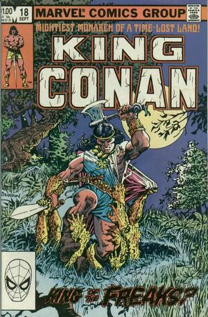 King Conan Vol 1 18