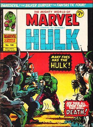 Mighty World of Marvel Vol 1 108