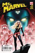 Ms. Marvel Vol 2 50 Renaud Variant