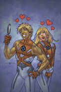 New X-Men Vol 2 5 Textless