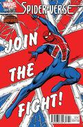 Spider-Verse Vol 2 4 Mayhew Variant