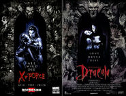 X-Force Vol 3 25 Variant-Movie
