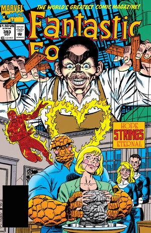 Fantastic Four Vol 1 393