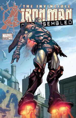 Iron Man Vol 3 89