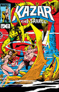 Ka-Zar the Savage Vol 1 31