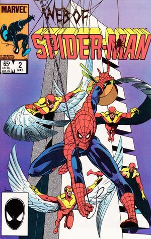 Web of Spider-Man Vol 1 2