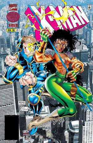 X-Man Vol 1 21