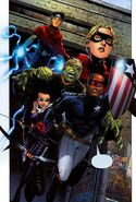 Young Avengers (Earth-616) from Young Avengers Vol 1 6 001