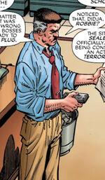 John Jonah Jameson (Earth-161) from X-Men Forever 2 Vol 1 2 0001