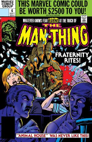 Man-Thing Vol 2 6