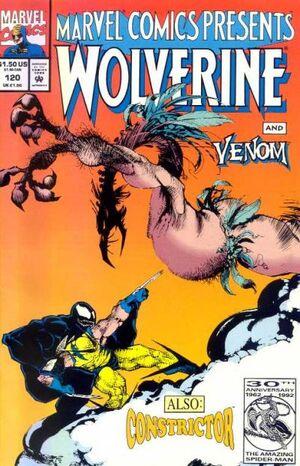 Marvel Comics Presents Vol 1 120