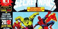 Marvel Super Heroes Secret Wars (UK) Vol 1