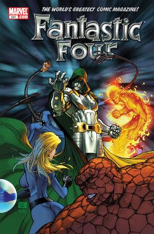 Fantastic Four Vol 1 551