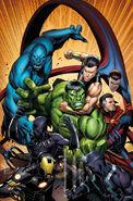 New Avengers Vol 3 22 Textless