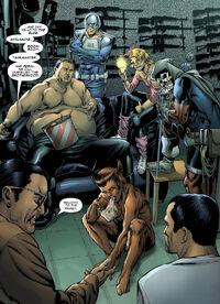 Brotherhood (Earth-58163) House of M Avengers Vol 1 2