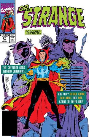 Doctor Strange, Sorcerer Supreme Vol 1 25