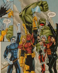 Exiles (Earth-93060) from All New Exiles Vol 1 10 0001