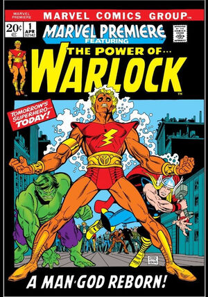 Marvel Premiere Vol 1 1
