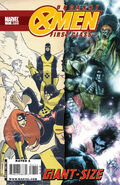 Uncanny X-Men First Class Giant-Size Special Vol 1 1