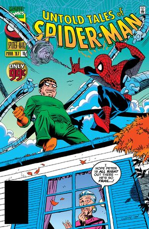Untold Tales of Spider-Man Vol 1 19