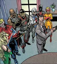 MI-13 (Earth-616) from X-Men Legacy Vol 2 13