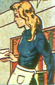 Mary (Earth-616) Marvel Mystery Comics Vol 1 20