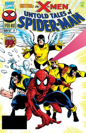 Untold Tales of Spider-Man Vol 1 21