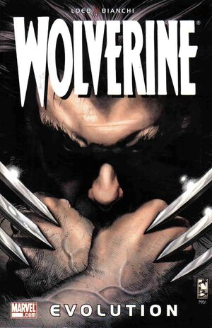 Wolverine - Evolution
