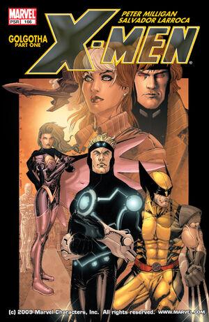 X-Men Vol 2 166
