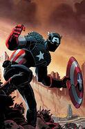 Captain America Vol 7 1 Textless