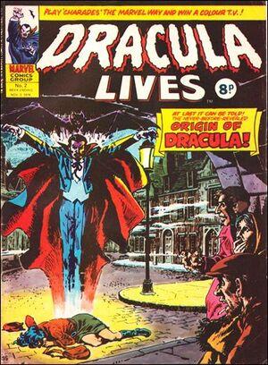Dracula Lives (UK) Vol 1 2