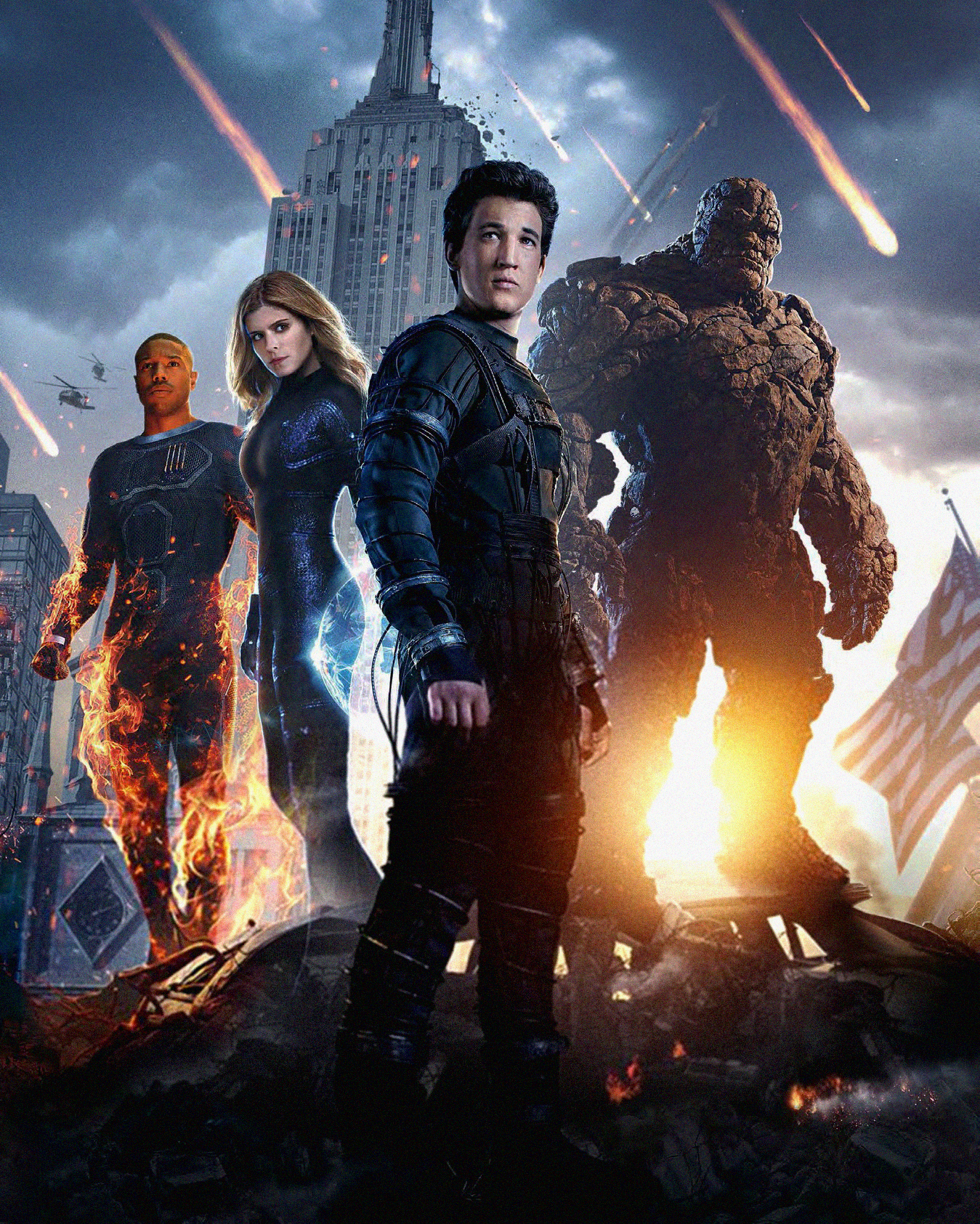 Image - Fantastic Four (Earth-TRN554) from Fantastic Four (2015 ...