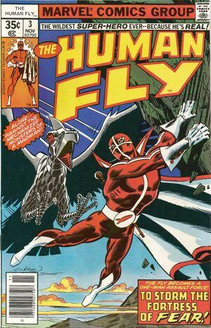 Human Fly Vol 1 3
