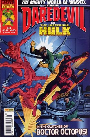 Mighty World of Marvel Vol 3 3