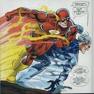Pietro Maximoff (Earth-616)-Marvel Versus DC Vol 1 2 001