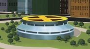 Xavier's School for Gifted Children (Earth-91119) from Super Hero Squad Show Season 1 18 0001