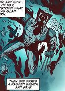 James Howlett (Earth-10710) from X-Men Blind Science Vol 1 1 0001