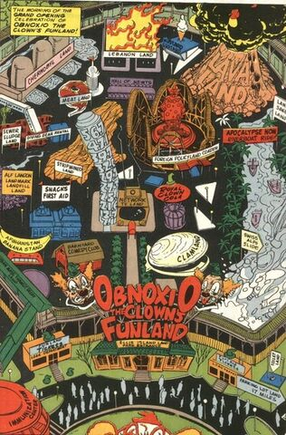 File:Obnoxio the Clown's Funland (Earth-9047) from What The-- Vol 1 13.jpg