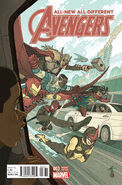 All-New, All-Different Avengers Vol 1 3 Chan Variant