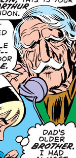 Arthur Stacy (Earth-616) from Amazing Spider-Man Vol 1 93 0001