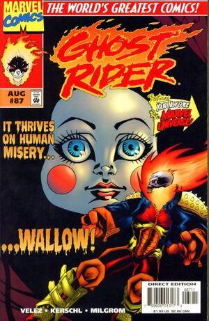 Ghost Rider Vol 3 87
