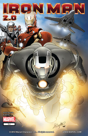 Iron Man 2.0 Vol 1 7.1